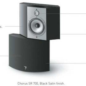 Focal Chorus SR 700 Specificatii