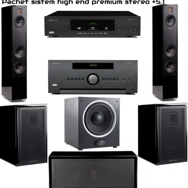 sistem complet 5.1