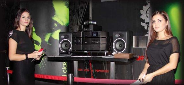 Eveniment Eric Sardinas & Audioconcept