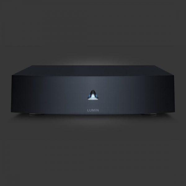 LUMIN AMP black-front