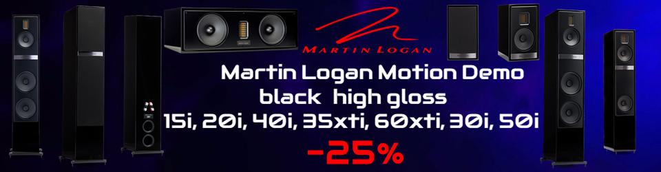 ML Motion black high gloss -25% hot deal